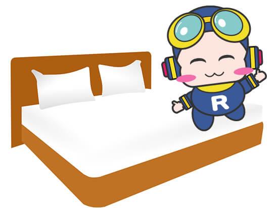 ベッド組み立てオプション(1,080円)