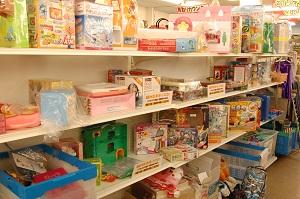 コスモスペースではベビーおもちゃ・子供向けおもちゃの販売をしています!