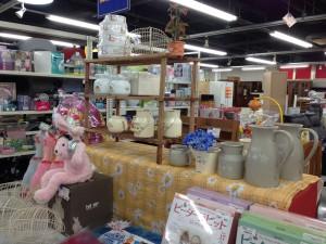 かわいい小物雑貨コーナー写真