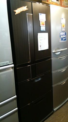 大型冷蔵庫2013年