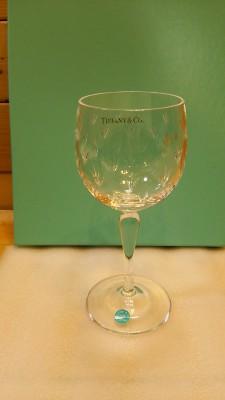 ティファニーワイングラス