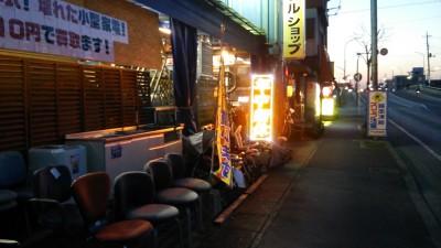 LED表示機夜