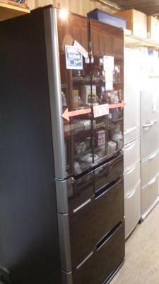 620L冷蔵庫