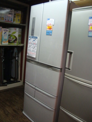 東芝548L冷蔵庫1
