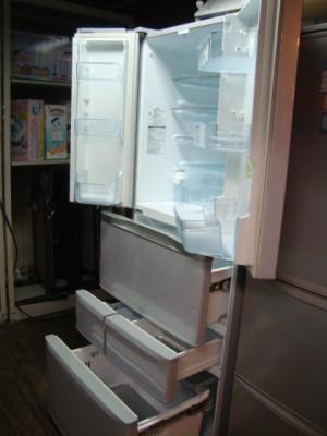 東芝548L冷蔵庫2