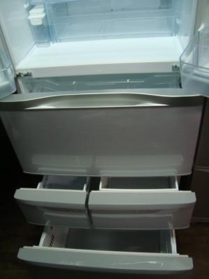 東芝548L冷蔵庫4