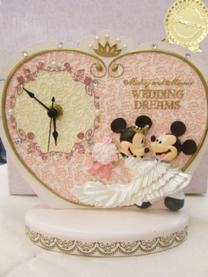 ディズニー 時計