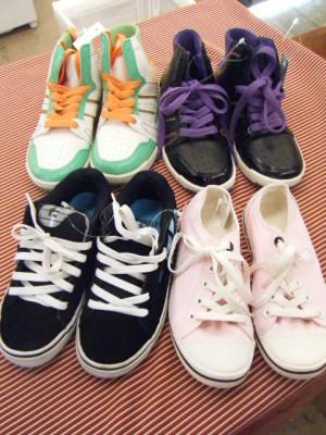 キッズ 靴