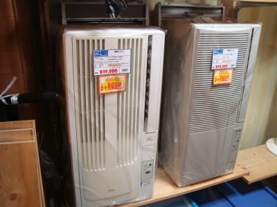 戸田窓用エアコン