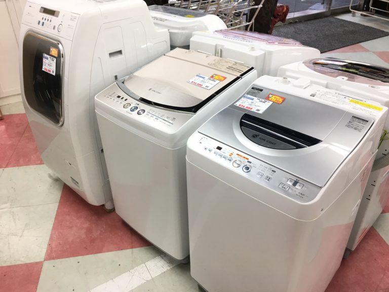 ドラム式全自動洗濯機