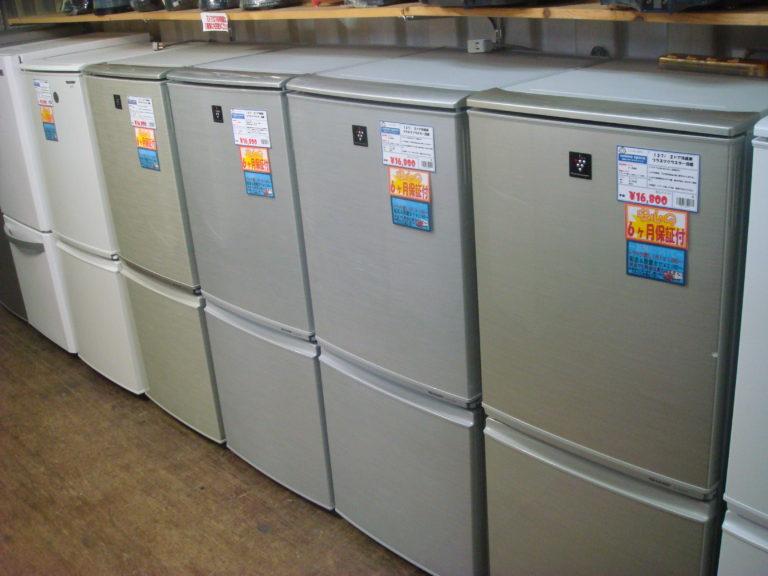 プラズマクラスター冷4台