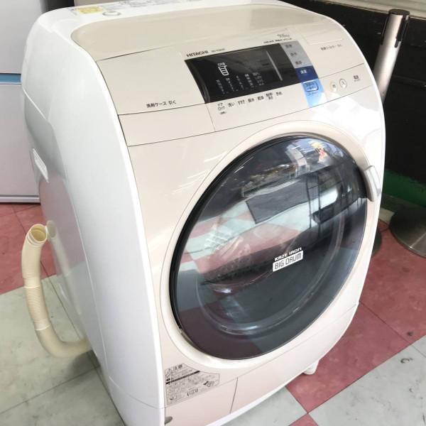 ビッグドラム ドラム式洗濯機