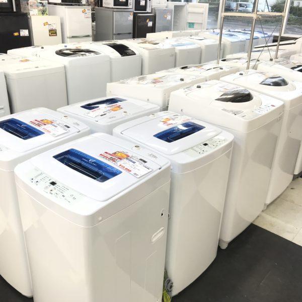 福生店 洗濯機売場