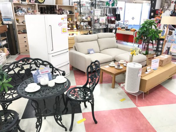無印良品の家具や家電の買取入荷