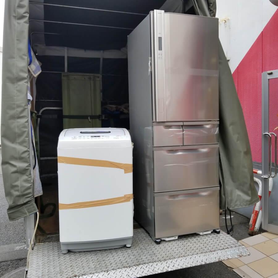 不用品回収、粗大ごみ処分、遺品整理