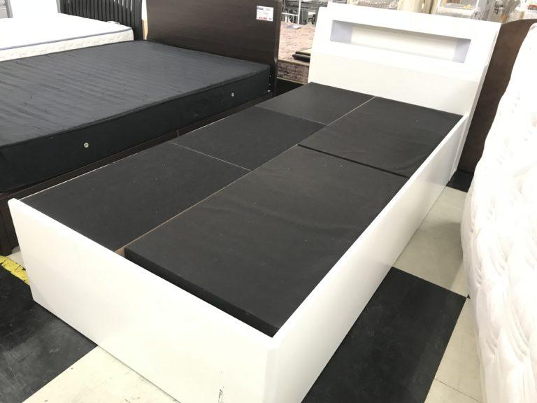 シングルベッドの粗大ゴミ処分