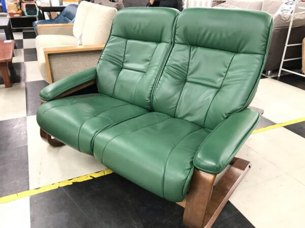 リラックスできるソファー