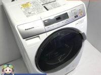 パナソニック エコナビ搭載 ドラム式洗濯機